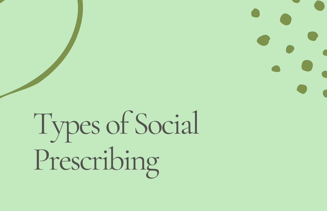 """Why are we going """"light"""" on social prescribing?"""